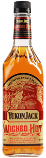 Yukon Jack Wicked Hot 750ml